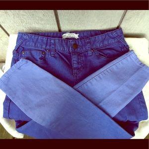 Free People skinny jeans sz. 25
